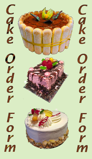 Go to Cake Order Page